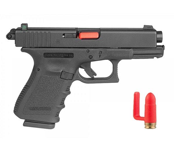 Temoin de chambre vide secutire tactique pour 9mm maktsbb for Temoin de chambre vide glock